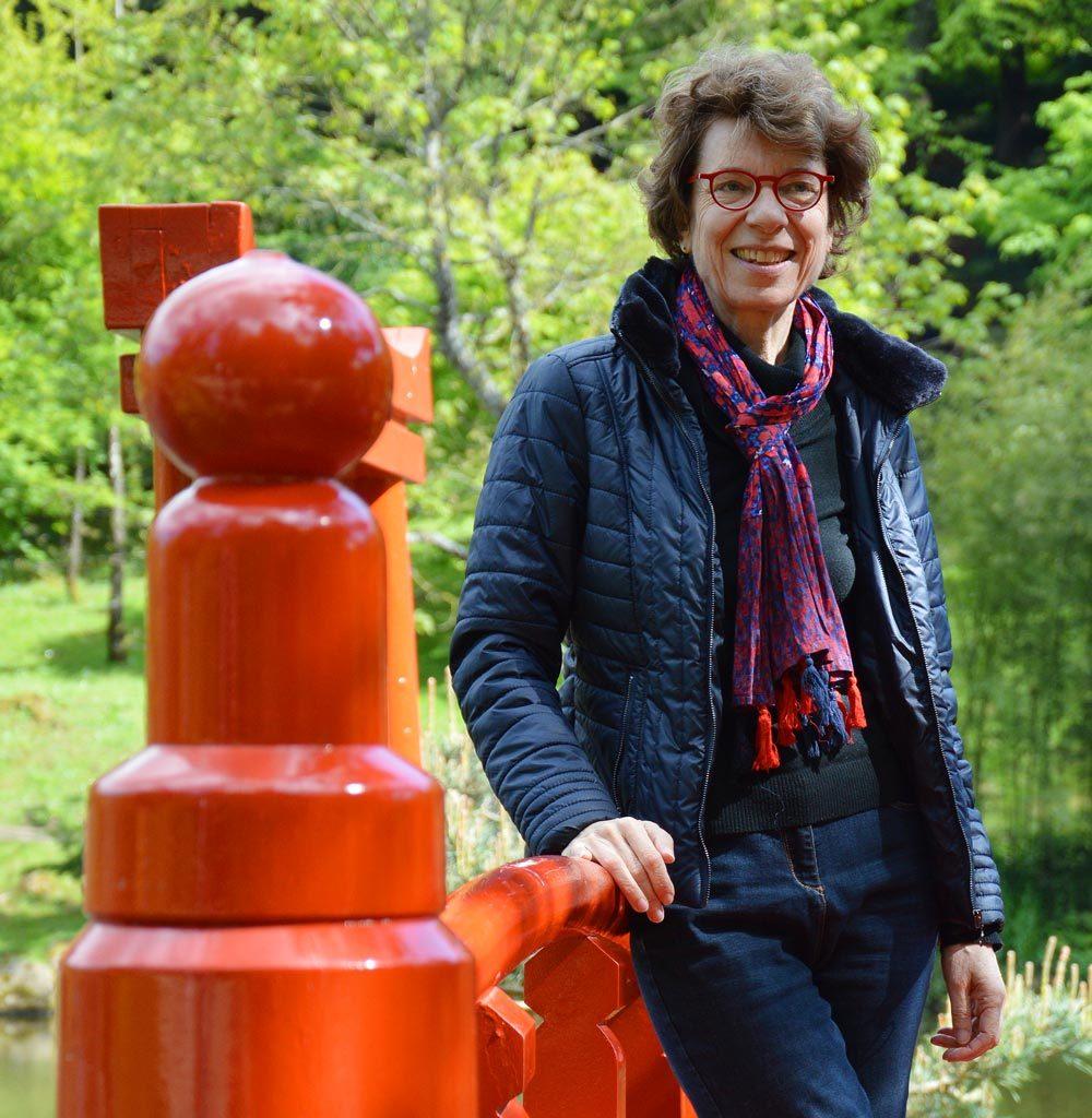 Gisèle Berthaud numérobiologue